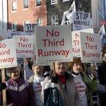 no 3rd runway